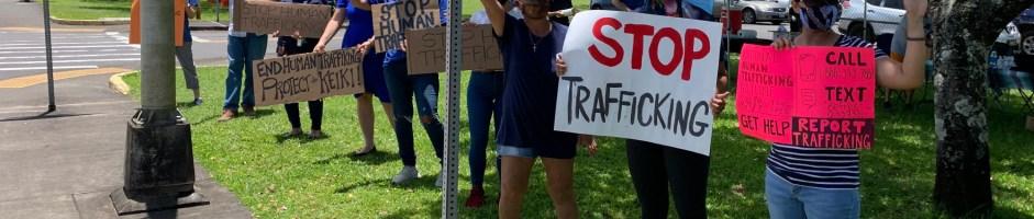 Addressing Child Trafficking