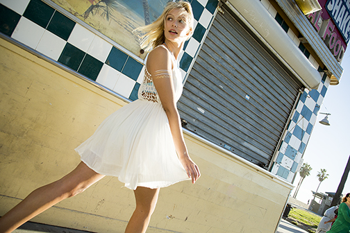 Rip Curl Earth Angel Dress, $59.50, available at The Buckle, Rochester Hills.