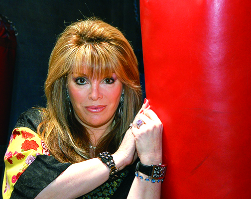 Boxing manager and promoter Jackie Kallen says boxing is the most complete cardio and strengthening workout.