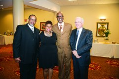 Brian Gary, Denier Davis, Keith Beasley and Jim Hamilton, all of Detroit
