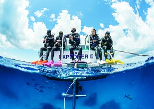 Give a gift of adventure under the sea from Rec Diving/Blue Chip Travel, Royal Oak