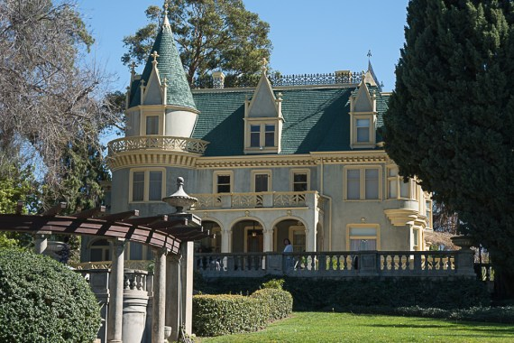 Kimberly Crest – Redlands, CA