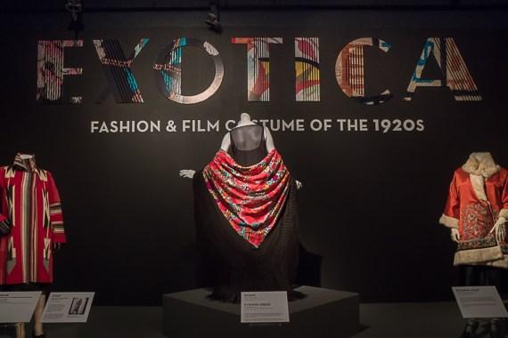 FIDM's Exotica 1920s Fashion Exhibit