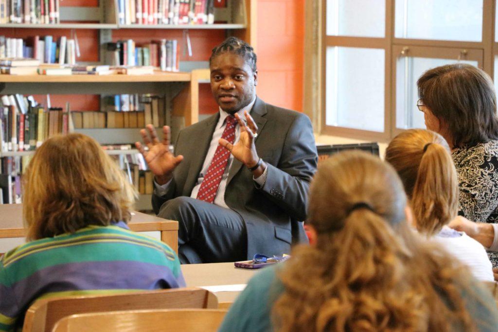 """Inside Malden"" interviews Interim Superintendent of Malden Public Schools, Dr. Charles Grandson IV"