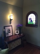The Iris Window