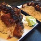 Tonkatsu Inspired Pork Chops