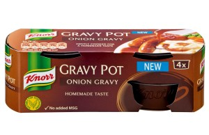 Knorr gravy pot