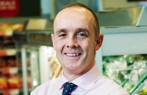 John McNeill Co-op Divisional Managing Director