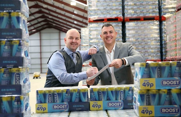 Hardy Sales & Marketing Boost deal