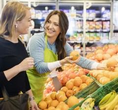Northern Ireland women in retail
