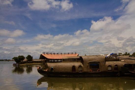 backwater houseboat