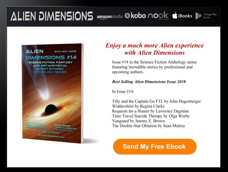 Alien Dimensions Special Offer - Neil A  Hogan Science