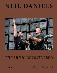 Disturbed Front Final Cover