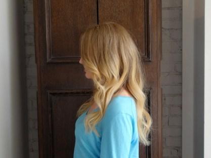 natural blonde hair color