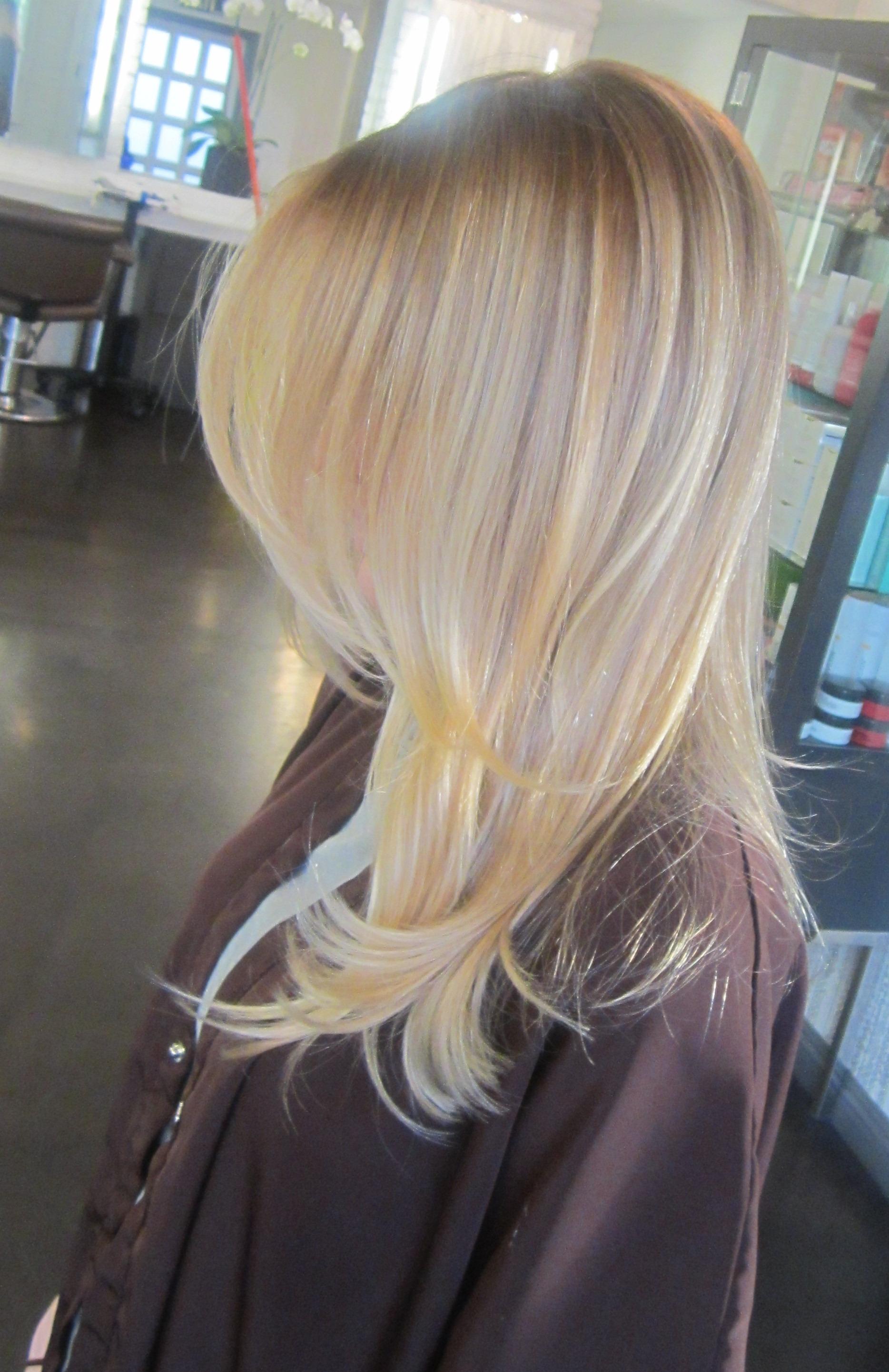 Light Ash Blonde Neil George