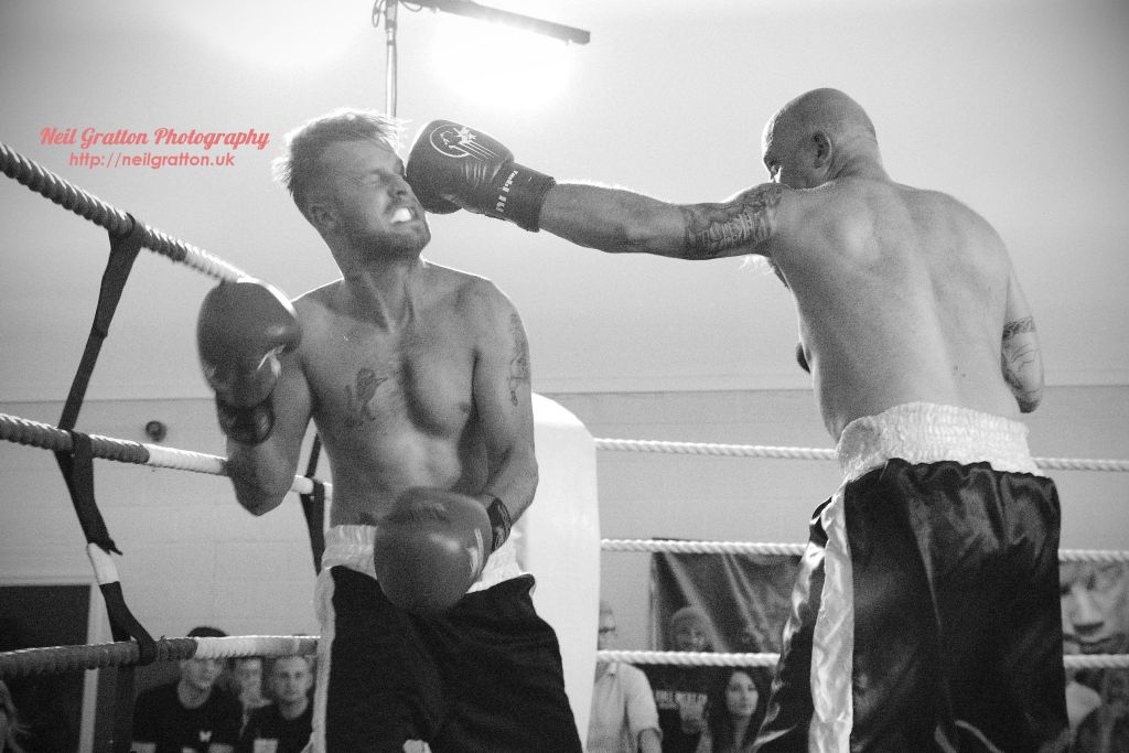 Boxing Photography