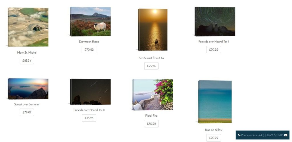 Landscape Photographs to Buy