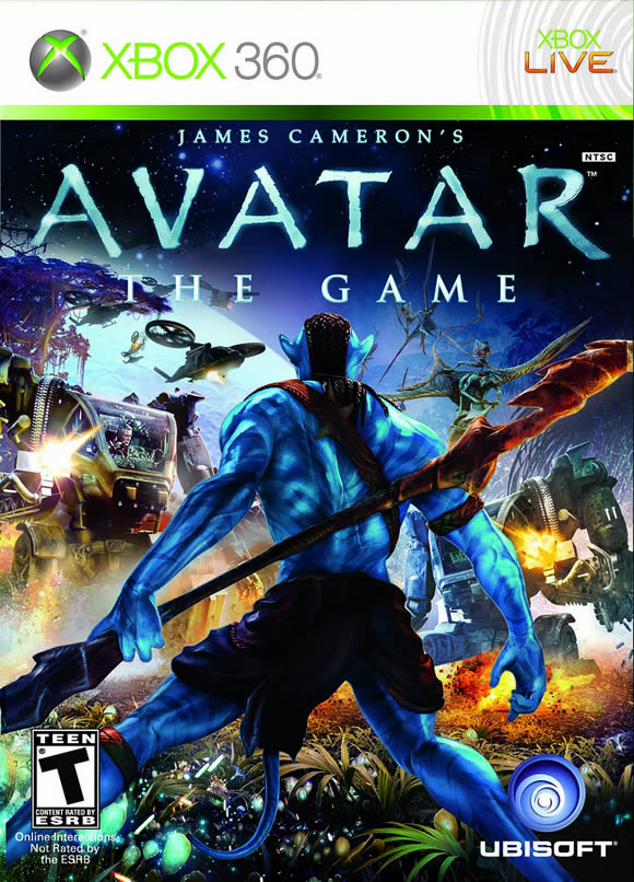 James Cameron's Avatar: The Game – Campaign Review, XBOX ...