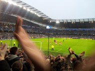 City Away (FA Cup) - Jan 2012