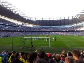 City V MUFC