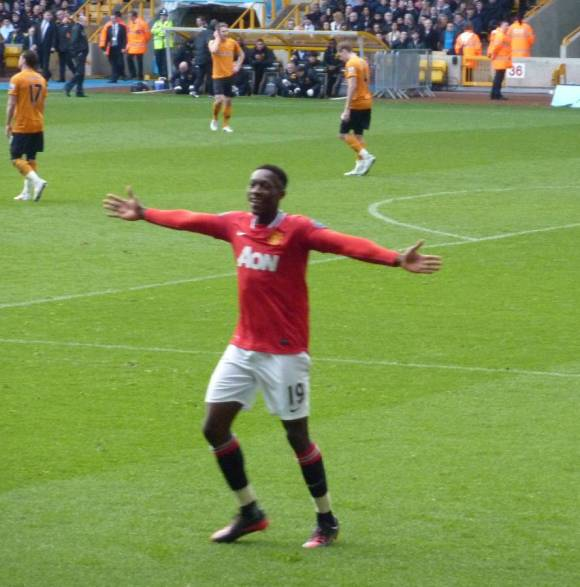 Danny Welbeck (photo by PG)