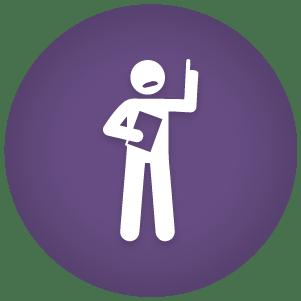 Assertiveness Icon