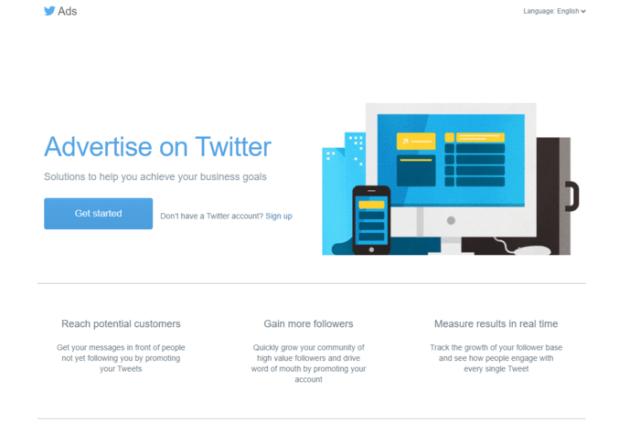social media tips - twitter ads