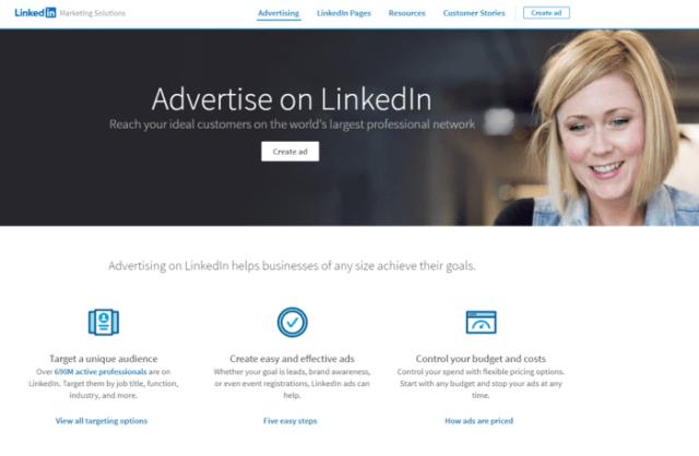 social media tips - linkedin ads