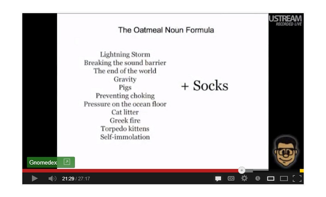 how to go viral - noun formula