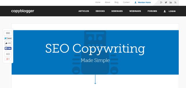 advanced SEO techniques  copyblogger find longtail keywords
