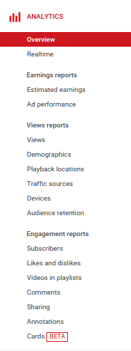 get more YouTube subscribers analytics