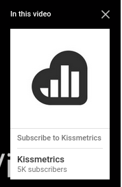 youtube cards on mobile to drive subscribers