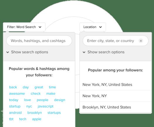 instagram analytics tool filter