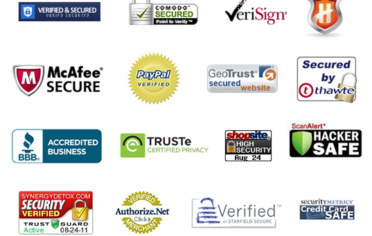 trust seals examples improve website credibility guide