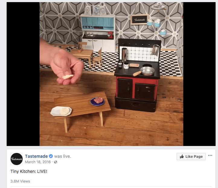 21 Tastemade Tiny Kitchen LIVE