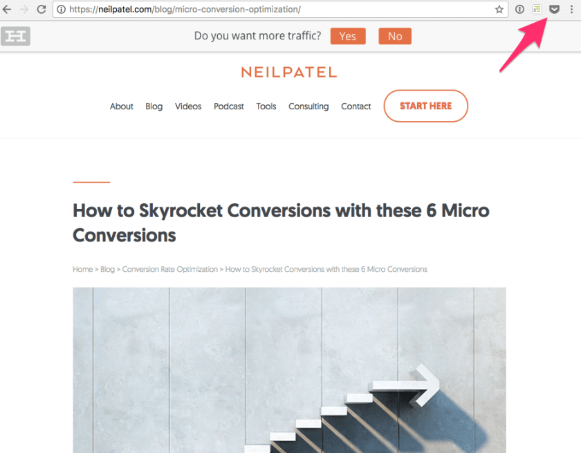 How to Skyrocket Conversions with these 6 Micro Conversions 1