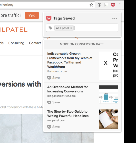 How to Skyrocket Conversions with these 6 Micro Conversions