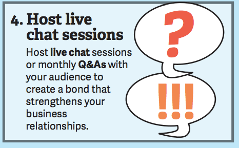 infographic 4 ways to leverage facebook live videos pdf 1