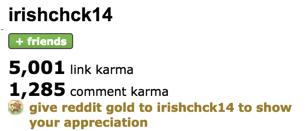 social media guide reddit karma example