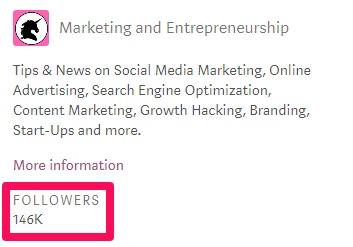 social media marketing guide medium example