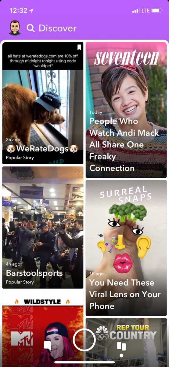 discover page on snapchat how  to get snapchat friends