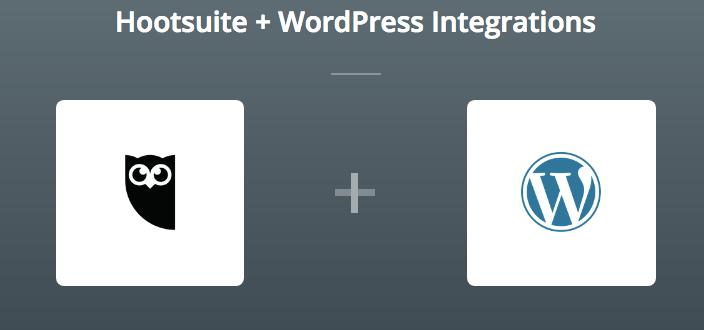 Hootsuite WordPress Integrations Zapier