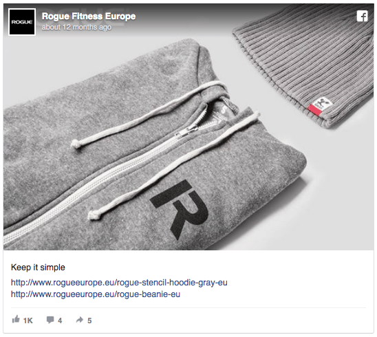 Rogue Fitness Europe