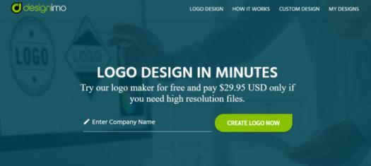 design IMO free brand logo designer