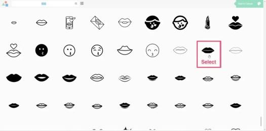 free brand logo icon selection