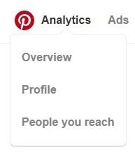 Pinterest analytics social media audit