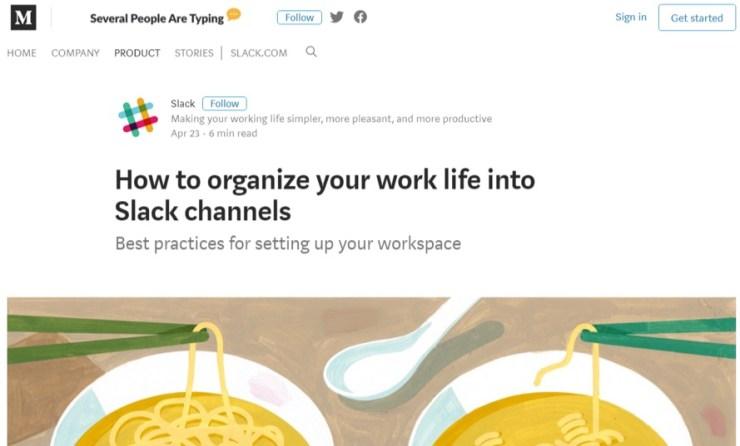 slack blog post