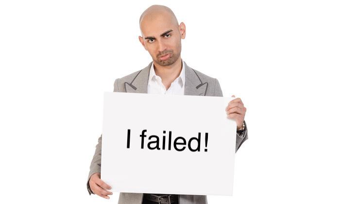 seo failure