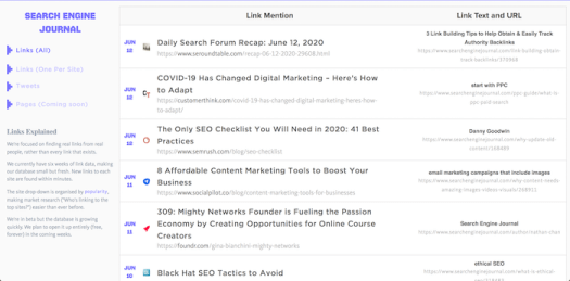 Seo Recommendations Tool
