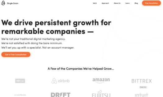 e-commerce clients